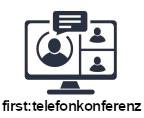 first:telefonkonferenz